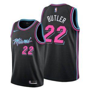 Jimmy Butler Miami Heat Black Jersey